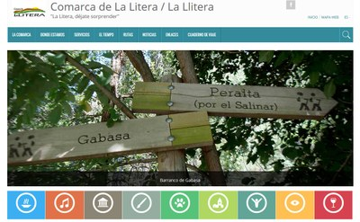 "Turismo ""La Litera, déjate sorprender"""