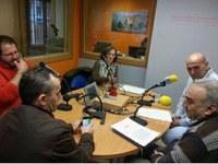 Antonio Fondevila, Presidente de la Comarca de la Litera, en la Tertulia de Canal Litera Radio