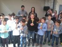 Celebrada la I Jornada Comarcal de Ajedrez el pasado día 19 en el Centro Joven de Binéfar