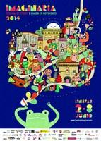 La Comarca de la Litera colabora en la segunda edición de IMAGINARIA que se celebrará del 2 al 8 de junio de 2014 en Binéfar