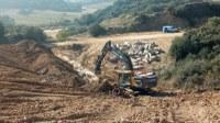 La Comarca de la Litera ha iniciado las obras de sellado del vertedero Comarcal