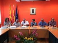 Ribagorza, Cinca Medio, Bajo Cinca y Litera suscriben un convenio para coordinar las actuaciones de sus servicios de bomberos